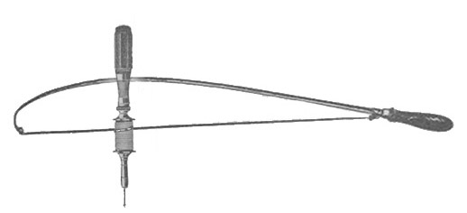 view BOW DRILL in 1896 catalog